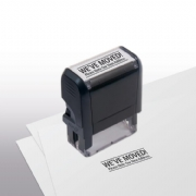 103031, We've Moved! Stamp - Self-Inking