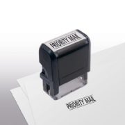 103037, Priority Mail Stamp - Self-Inking
