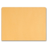 1076, File Pocket Envelopes, 40lb. Kraft, Non-Printed