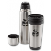 108452, Stainless Thermos and Tumbler Set