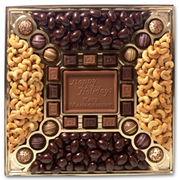 Corporate Holiday Chocolates & Truffles - 36 oz.
