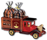 1925 Truck Replica Filled with Chocolates