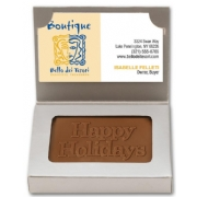 108770, Sample Chocolate Business Card