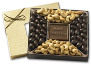 Custom Holiday Gifts - Chocolates & Nuts
