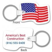 108913, Flag Key Tag