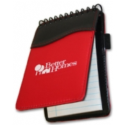 108991, Spiral SIgN Wave (TM) Jotter Pad