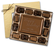 Milk Chocolate Contractor Truffles Box
