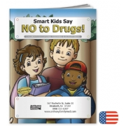 109279, Say No To Drugs Coloring Book