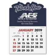 2019 Self-Adhesive Calendars - Thank You