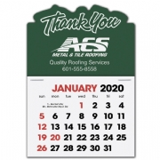 2020 Self-Adhesive Calendars - Thank You