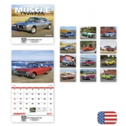 2017 Automotive Wall Calendars