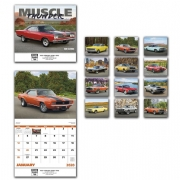 2020 Automotive Wall Calendars