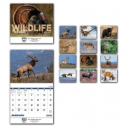 2020 Wildlife Themed Wall Calendars