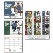 2020 Saturday Evening Post Wall Calendar