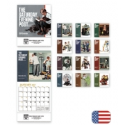 Compact Calendar - The Saturday Evening Post