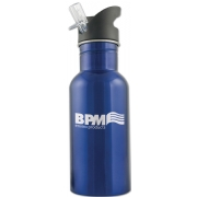 109655, Stainless Wide Mouth Sport Bottle 16oz