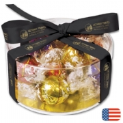 109739, Lindt Clearview Gift Box