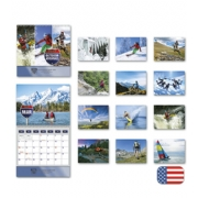 2017 Great Outdoors Wall Calendar