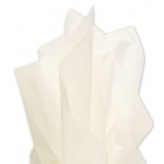 Solid Ivory Tissue Paper