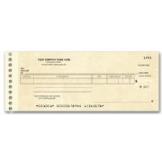 114011N, Compact Expense Ledger Check