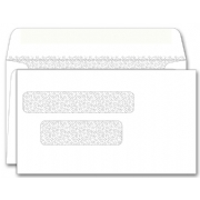 116041N, Double Window Envelope