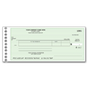 119011N, Disbursement Check