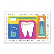 Dental Appointment Reminder Postcard