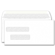 125041N, Double Window Envelope