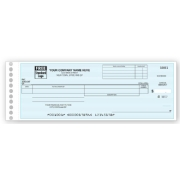 130011N, Expense/Payroll Check