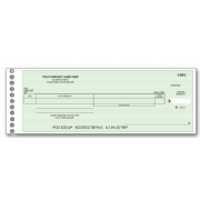 130012N, Expense/Payroll Check