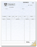 QuickBooks® Laser Product Invoices