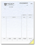 QuickBooks® Laser Statement
