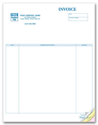 General Format Invoice