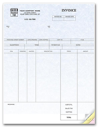 Laser Inventory Invoice - Parchment
