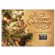 MT14027, All That Glitters Christmas Logo Cards