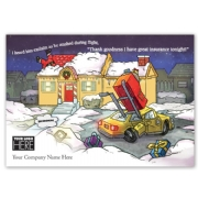Holiday Coverage Insurance Holiday Logo Cards