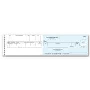 132911N, Invoice Center Check