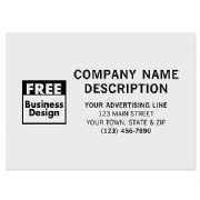 Rectangle Paper Label