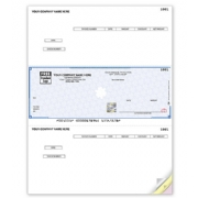 Laser Accounts Payable Peachtree Check
