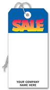 Large Sale Tags