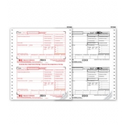 Continuous W-2 Tax Forms - Twin Sets