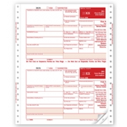 Continuous 5498 Tax Forms - Self-Mailer
