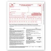 Laser 1096 Tax Forms - Summary & Transmittal