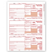 Laser 5498-SA Tax Forms - Federal Copy A