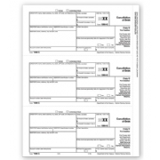 Laser 1099-C Tax Forms - Copy C