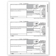 Laser 1099-A Tax Forms - State Copy C