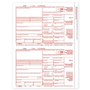 Laser 1099-B Tax Forms - Federal Copy A