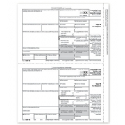 Laser 1099-B Tax Forms - Payer or Borrower Copy B