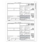 Laser 1099-B Tax Forms - Lender or State Copy C