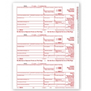 Laser 1099-G Tax Forms - Federal Copy A